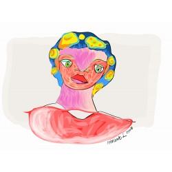 Autoportrait au féminin...
